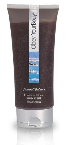OBEYYOURBODY Exfoliating Mineral Mud Scrub / Intensives Peeling
